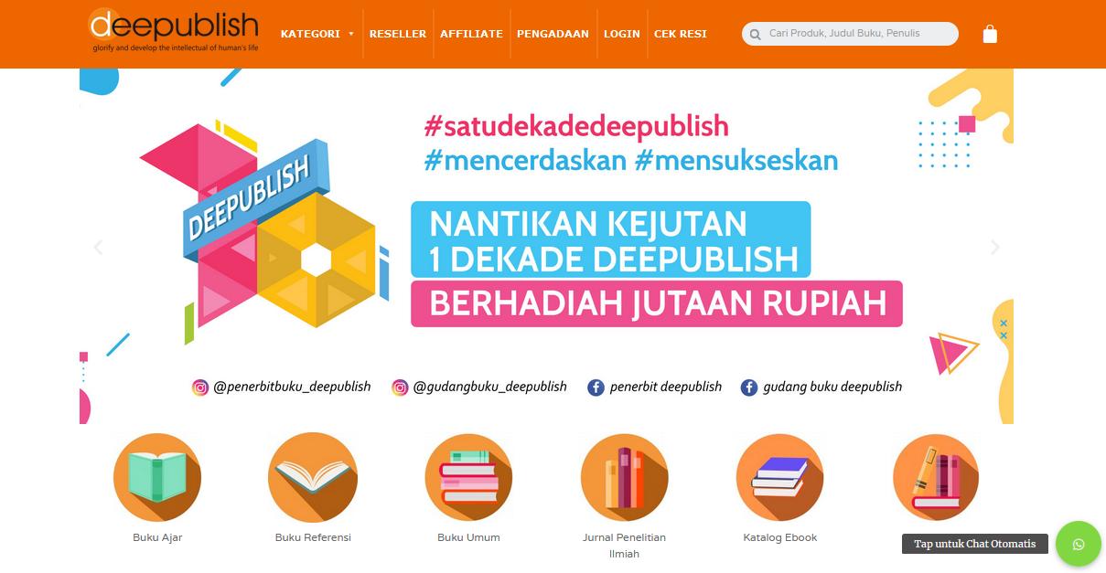 deepublish toko buku online