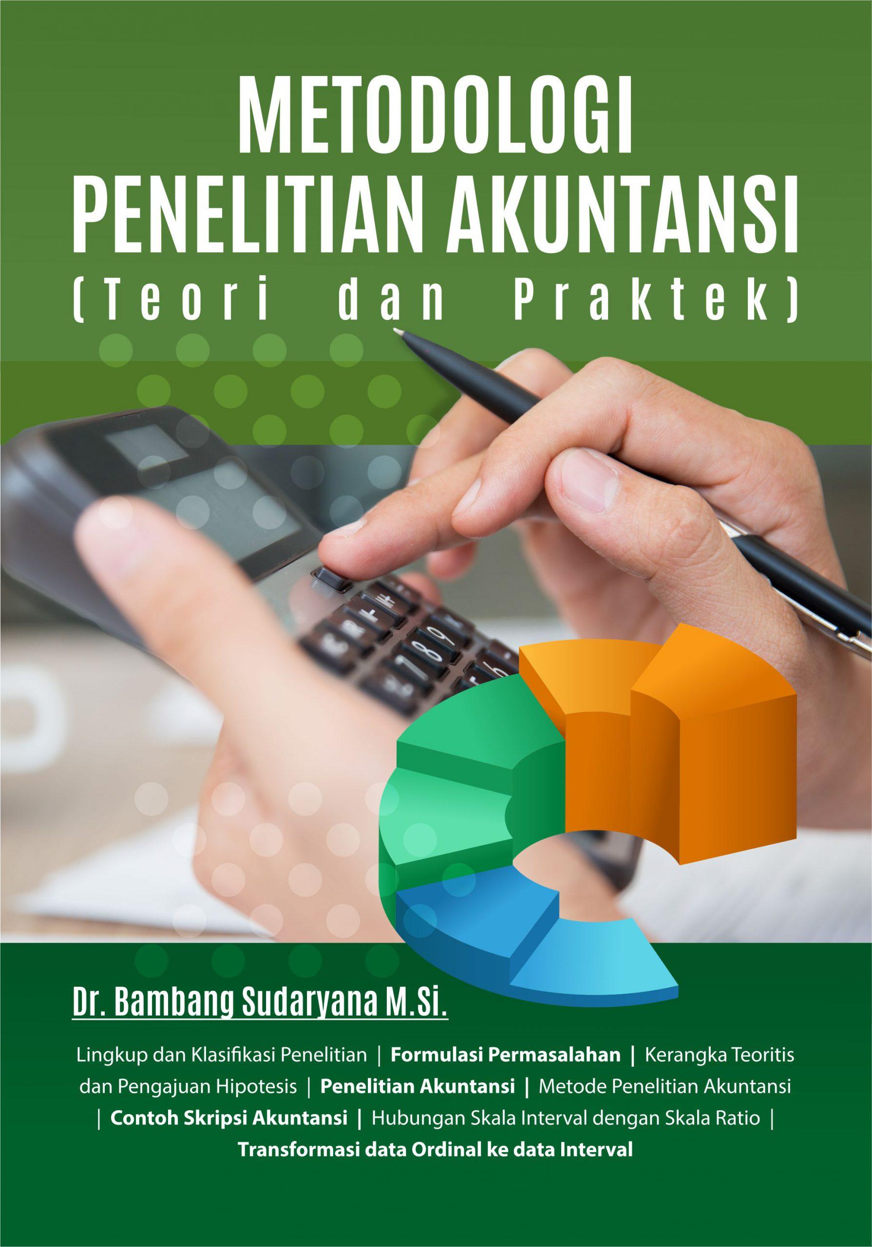 metodologi penelitian akuntansi